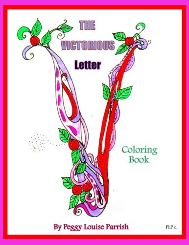 The Victorious Letter V coloring Book pdf epub