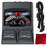 DigiTech RP55 Guitar Multi-Effects Processor with Accessory Bundle