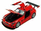 Mercedes-Benz SLS AMG GT3, Red - Motormax 73356