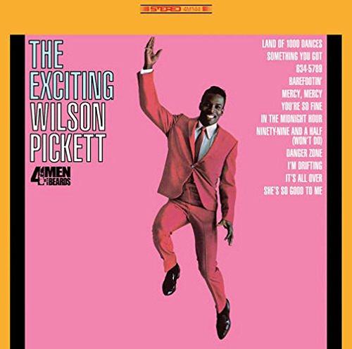 Wilson Pickett - Exciting Wilson Pickett (LP Vinyl)