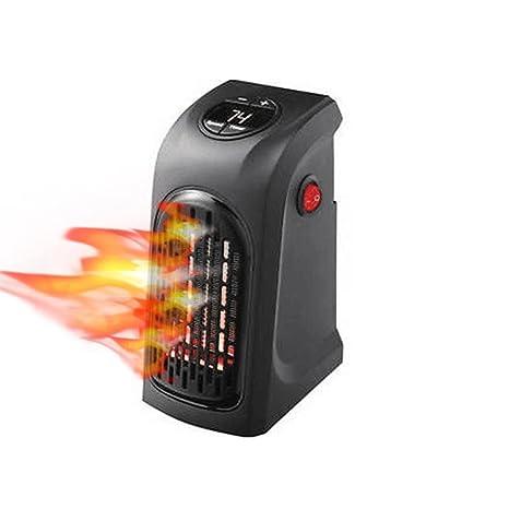 Calefactor Calentador eléctrico de pared de pared Calentador de aire de mano Calentador de aire caliente