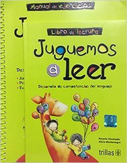 Juguemos a Leer: Desarrollo de competencias del lenguaje, Rosario Ahumada, Bundle: 0755464642500: Amazon.com: Books