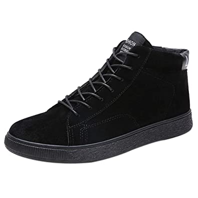 MAYOGO Martinstiefel Herren Winterstiefel Freizeit Outdoor Boots  Arbeitsschuhe Arbeiten Stiefel,Klassische Stiefel Wasserdicht Rutschfest Low bc032f6782