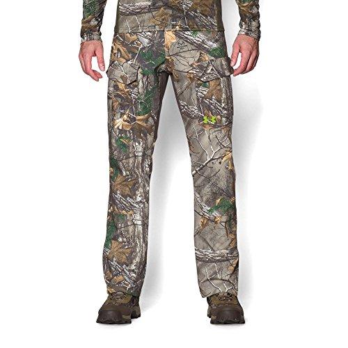 - Under Armour  Men's UA SC Field Pants Realtree Ap-Xtra 36W x 32L
