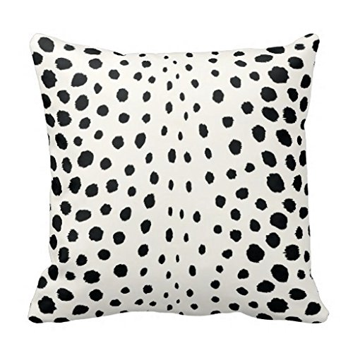 Chic Black White Cheetah Print Pattern Monogram Throw Ree6040074c2e46d6afd9865a39796936 I5fqz 8byvr Pillow - Vans Print Cheetah