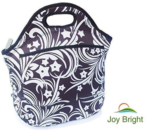 Neoprene lunch bag pocket Eco friendly product image