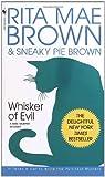Whisker of Evil: A Mrs. Murphy Mystery