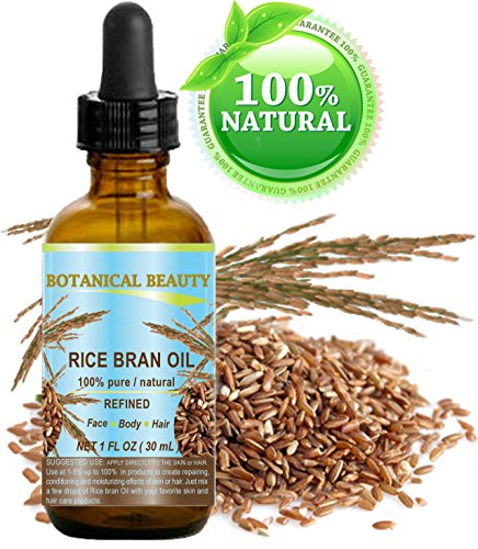Rice Bran Oil For Natural Hair