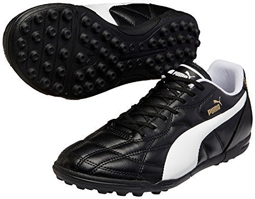 Junior Puma Classico TT (AstroTurf) Bottes émaillé Semelle Extérieure En Caoutchouc Chaussures De Football