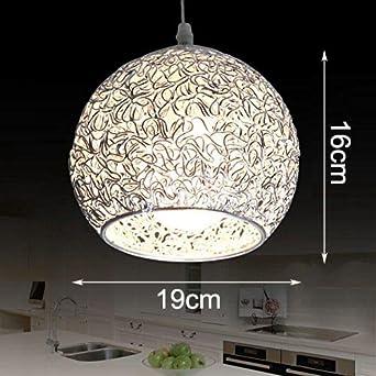LILSN-Ristorante lampadario camera da letto moderna e minimalista in ...