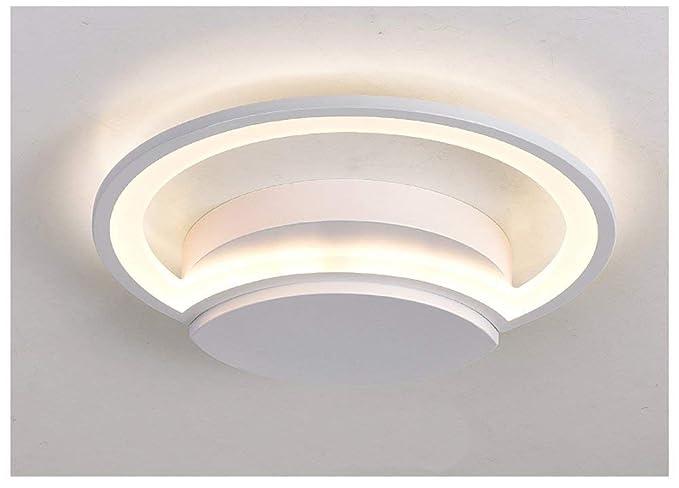 Lámpara de techo LED Ø50cm Regulable con control remoto de ...