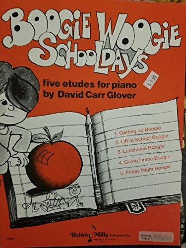 (Boogie Woogie School Days - Five Etudes for Piano)
