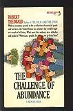 The Challenge of Abundance, Robert Theobald, 0451603958
