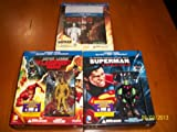 Superman Unbound ,Batman The Dark Knight Return Part 2, & Justice League The Flashpoint Paradox Combo pack Blu-ray+DVD+Ultraviolet (includes Blu-ray Exclusive Figure on all)
