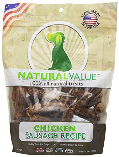 Loving Pets Natural Sausages 14 Ounce product image