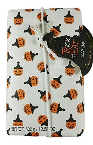 Asquith & Somerset A & S England Large Halloween Jack-O'-Lantern Shea Bar -