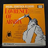 Maurice Jarre With The London Philharmonic Orchestra - Original Soundtrack Recording: Lawrence Of Arabia - Lp Vinyl Record