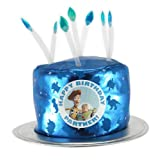 Toy Story Happy Birthday Cake Hat