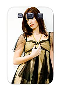 Exultantor Case Cover Emily Blunt/ Fashionable Case For Galaxy S3