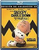 Peanuts La Película (The Peanuts Movie) Snoopy & Charlie Brown - Bluray 3D + Bluray + DVD - English, Spanish and Portuguese (Audio & Subtitles) - Import