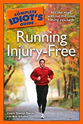 The Complete Idiot's Guide to Running Injury-Free (Complete Idiot's Guides (Lifestyle Paperback))