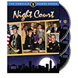 Night Court: The Complete Second Season