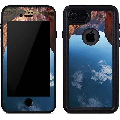 (Nature iPhone 7 Case - Redwall Limestone in Marble Canyon | Photography X Skinit Waterproof Case)