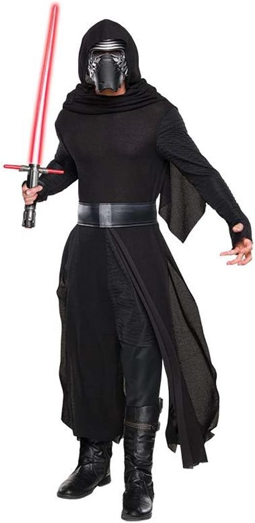 NET TOYS Disfraz Kylo REN Hombre Vestimenta Star Wars M/L 48/54 ...