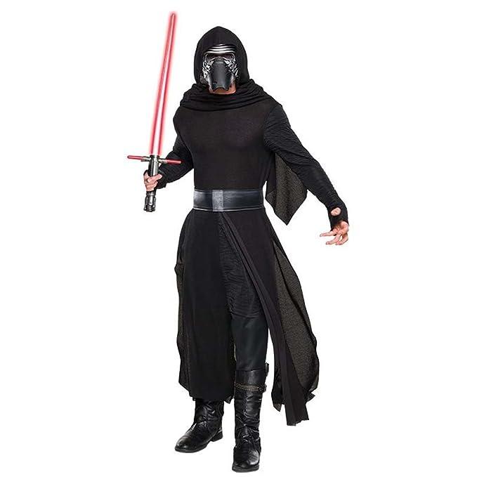 NET TOYS Disfraz Kylo Ren Hombre Vestimenta Star Wars XL 56 ...