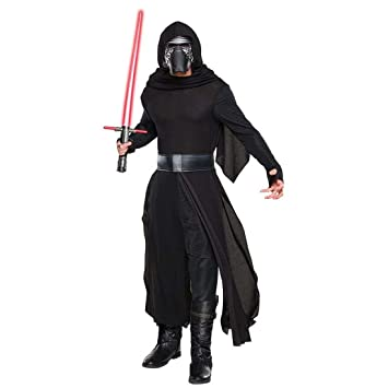 NET TOYS Disfraz Kylo REN Hombre Vestimenta Star Wars M/L 48 ...