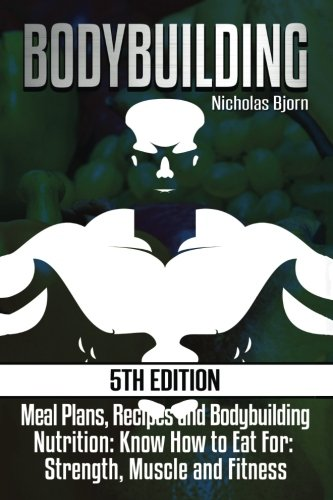 Bodybuilding Recipes Nutrition Strength Fitness product image