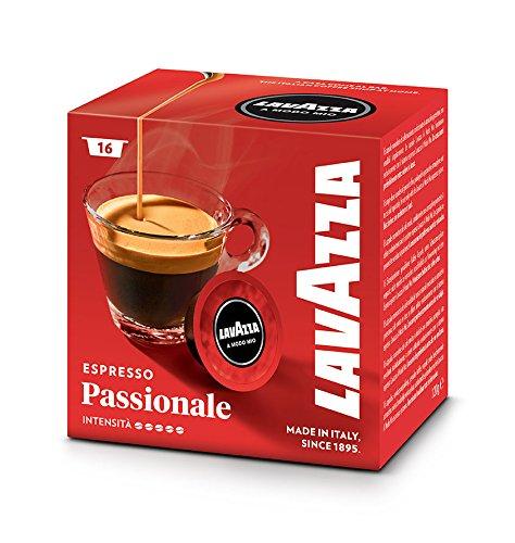Lavazza A Modo Mio - Set de cápsulas de café de 9 tipos: Amazon.es ...