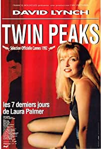 Twin Peaks: Fire Walk With me Cartel de la película Movie ...
