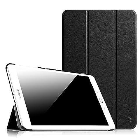 Fintie Samsung Galaxy Tab E 9.6 Case - Ultra Slim Lightweight Stand Cover for Samsung Tab E Wi-Fi / Tab E Nook / Tab E Verizon 9.6-Inch Tablet (Fit All Versions SM-T560 / T561 / T565 / T567V), (Cover De Samsung Tab)