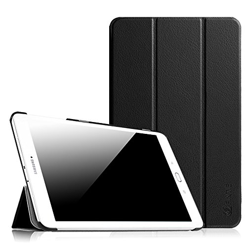 Tablet Case for Samsung Galaxy Tab E 9.6 (Black) - 3