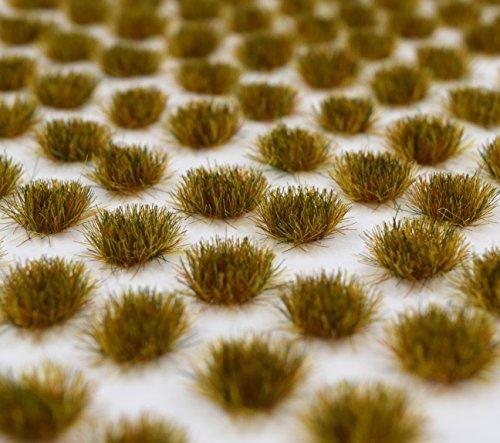 - WWS Winter Grass 4mm Self Adhesive Static Grass x 100 Tufts WIN004