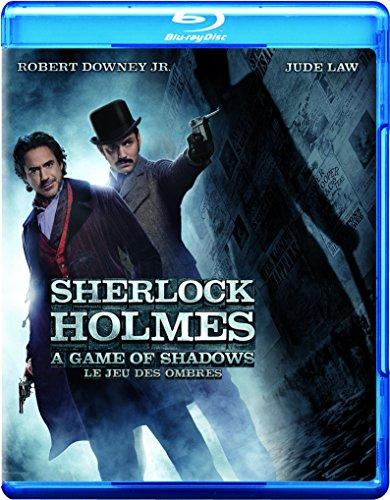 Sherlock Holmes: A Game of Shadows (BIL/ Blu-ray)