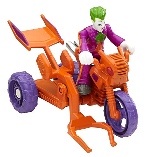Fisher Price Imaginext Streets Gotham Action