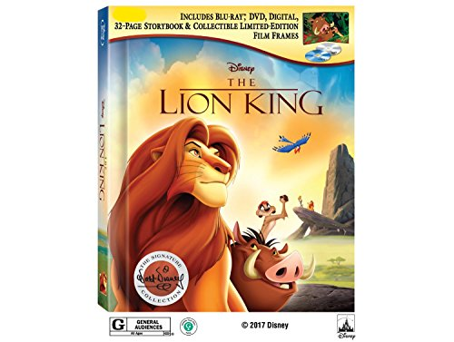 Lion Target - Lion King Signature Collection Target [Blu-ray]