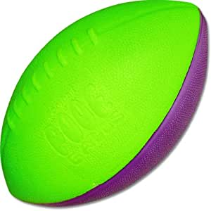 POOF 9.5-Inch Foam Football Colors May Vary