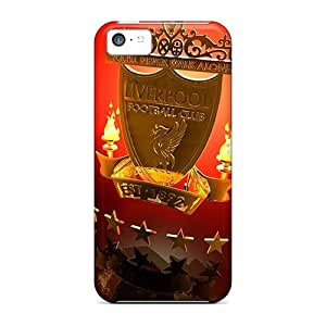 Premium Liverpool Back Cover Snap On Case For Iphone 5c