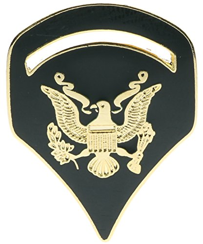 U.S. Army Spec 5 (colored) Hat or Lapel Pin Hon14533 - Us Army Veteran Hat Pin