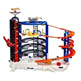 Hot Wheels Super Ultimate cochera Playset