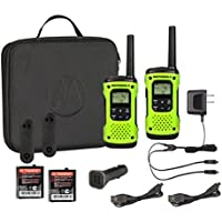 Motorola FRS MOT-T605 35 Mile FRS with Case Waterproof Radios -