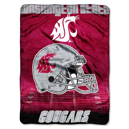 - Officially Licensed NCAA Washington State Cougars 60