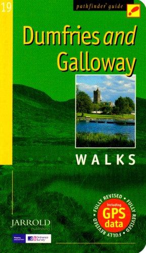 Pathfinder Dumfries & Galloway: Walks (Pathfinder Guide)