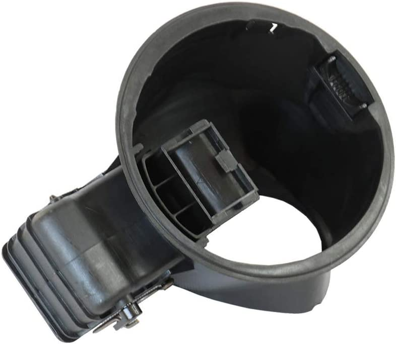 Fuel Gas Filler Door Housing Pocket w/Hinge for 2004-2008 Ford F150; 2006-2008 Lincoln Mark LT Replaces# 4L3Z-9927936-BA, 924-801, 4L3Z9927936BA, 924801 Gas Tank Cap Door Hinge
