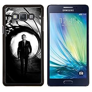 EJOOY---Cubierta de la caja de protección para la piel dura ** Samsung Galaxy A7 A7000 ** --Daniel Craig Bond