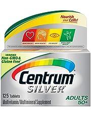 Centrum Silver Multivitamin/Multimineral Supplement Tablet