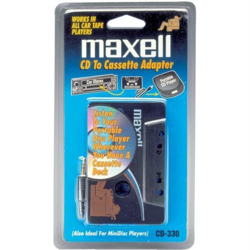 MAXELL 190038 CD to Cassette Adapter by Petra Industries, LLC